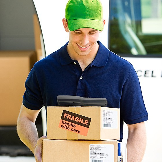 Collection & Delivery Tracking