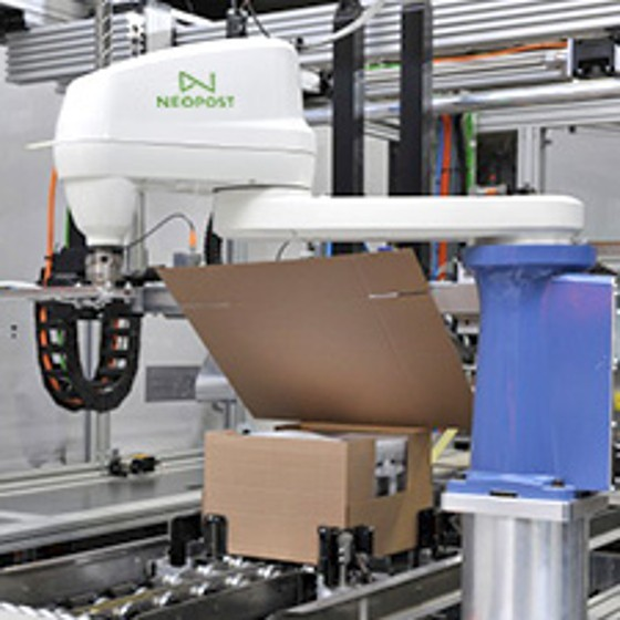 CVP-500 automated fit-to-size packaging