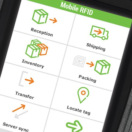 Mobile RFID Solutions for Retail